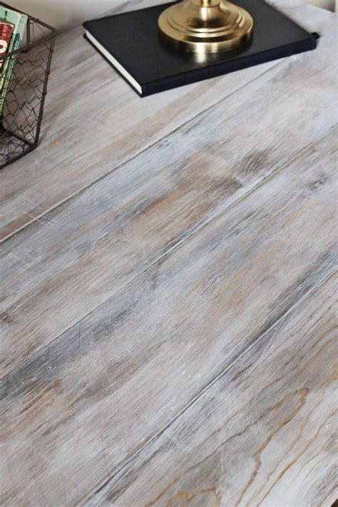 How to Create a Weathered Wood Gray Finish   Woods, Gray