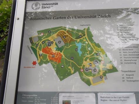 Botanischer Garten Plan by Plan De Tuin Bild Botanischer Garten Z 252 Rich
