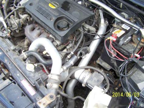 Sell Used Mazda Protege Mazdaspeed Possible Bad Motor