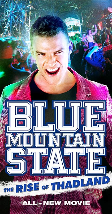 Blue Mountain State The Rise Of Thadland (2016) Imdb