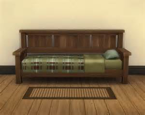 my sims 4 blog the missionary day bed frame by plasticbox