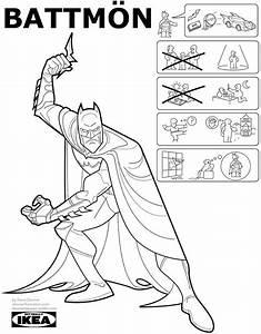Ikea Induktionskochfeld Anleitung : superheldencomics als ikea anleitung ~ A.2002-acura-tl-radio.info Haus und Dekorationen