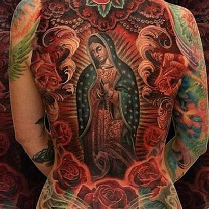 Religious Tattoos Tattoo Magazine Inked Artists Models