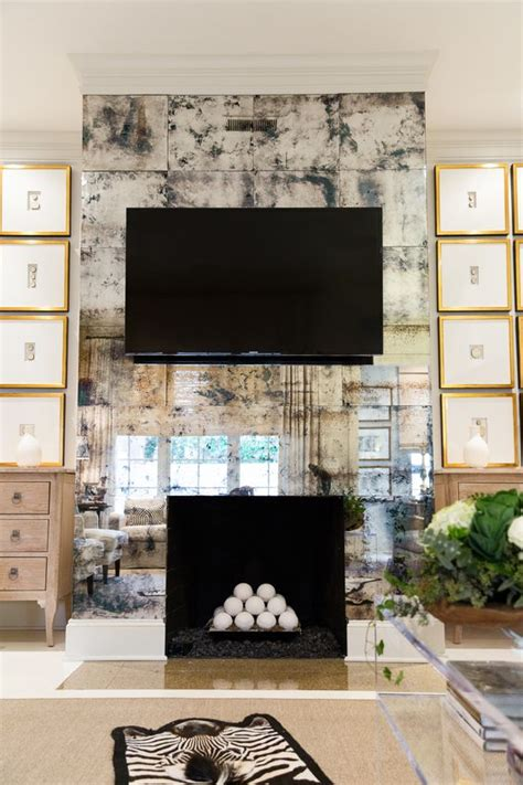 sophisticated antique mirror ideas   home digsdigs