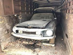 Barn Find 1968 Ford Mustang Shelby Gt500kr Deserves Some