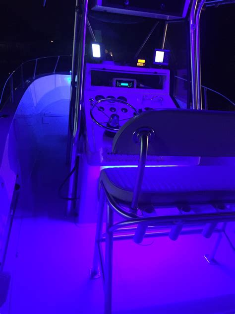 Boat Lights Location by Post Your Boat At Led Lights The Hull