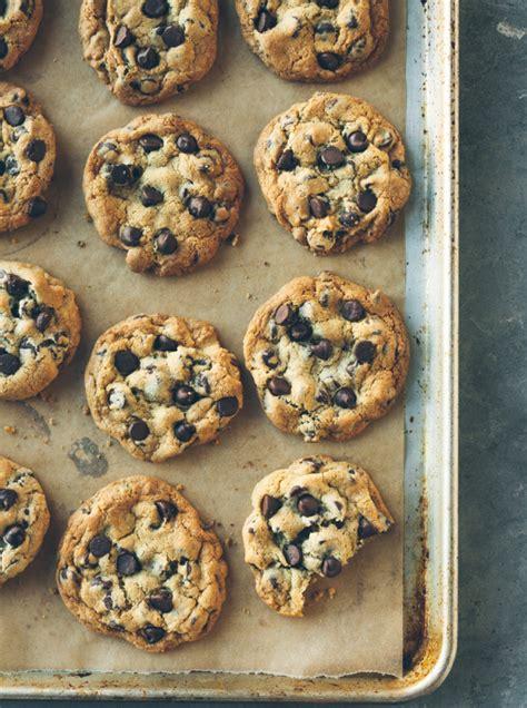 perfect chocolate chip cookies williams sonoma taste