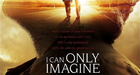'i Can Only Imagine' Movie Poster Unveiled, Mercyme's Bart
