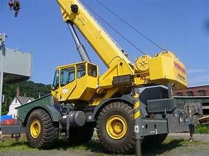 Grove Rt700e 50 Ton Rough Terrain Crane