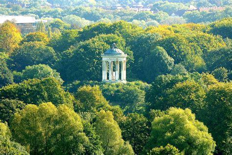 Englischer Garten In München In München Vorgestellt Vom