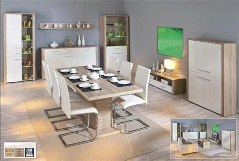 Esszimmer Komplett by Esszimmer Komplett Sonoma Eiche Weiss Nb In Kriens Kaufen