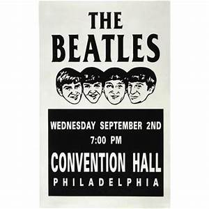 The Beatles Philadelphia Convention Center Conce