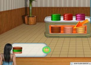 magasin de biscuit sur jeux flash gratuit