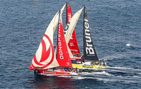 volvo ocean race  ownership announced   edition