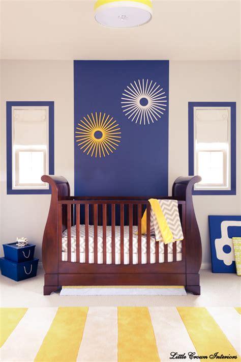 modern boy nursery design reveal boy s nursery with modern pop