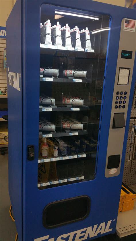 inventory management  vending machines  hernon