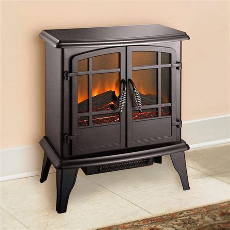 "Pleasant Hearth 24"" Electric Stove Ses5110"