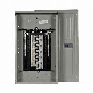Siemens Es Series 200 Amp 24-space 40-circuit Main Lug Indoor Load Center-s2440l1200