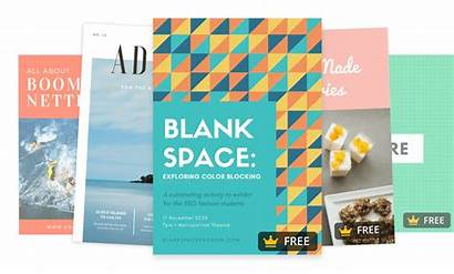 Templates Canva Thousands Try Designs Days