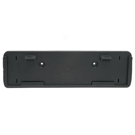 ifor williams oblong number plate holder