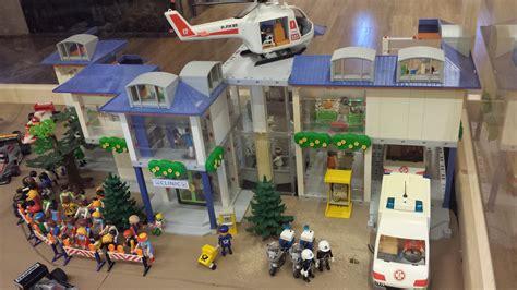 playmobil bureau de poste hospital playmobil la gaviota coja