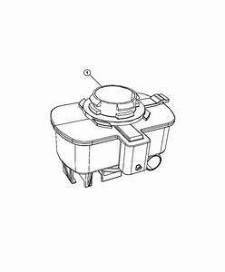 2014 Dodge Avenger Detector  Esim  Evaporative System