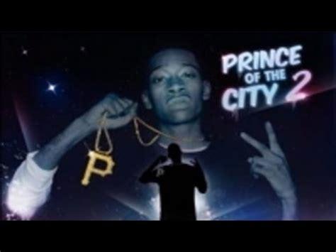 Prince Of The City wiz khalifa prince of the city 2 mixtape