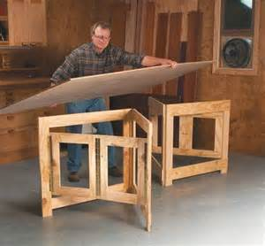 Woodworking Support Stands