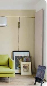 Canapé Vert D Eau : couleur salon canap vert d 39 eau peinture beige gris tollens ~ Teatrodelosmanantiales.com Idées de Décoration