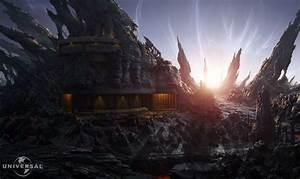 Riddick- Crematoria
