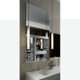 Robern UC3627FPL Uplift Mirrored Medicine Cabinet 36 Inch