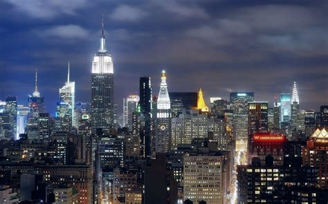 1080p New York Wallpaper by New York 1080p Wallpapers Wallpaper Cave