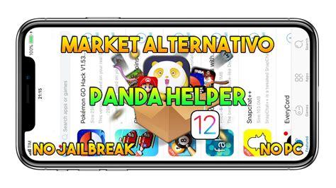 Market Alternativo Ios 12 (panda Helper) No Jailbreak / No