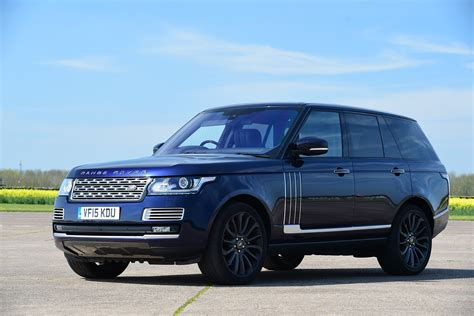 Land Rover Range Rover Suv Pictures