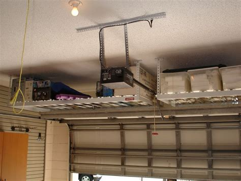 Ceiling Material For Garage by Some Types Garage Ceiling Storage Ideas Iimajackrussell