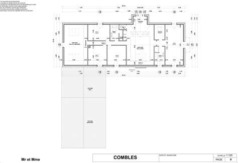 plan maison r 1 plan maison r 1 maison moderne