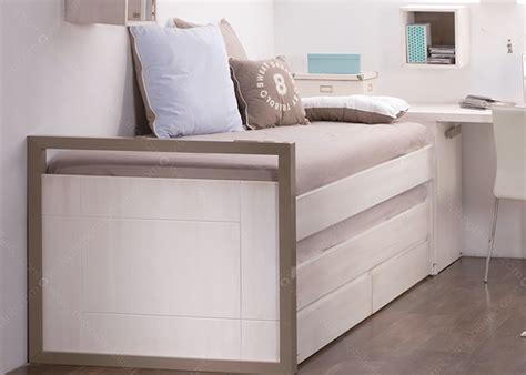 lit et bureau ado chambre adulte au design scandinave haute qualité