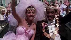 so hollywood chic 8039s the awesome eighties With coming to america wedding dress