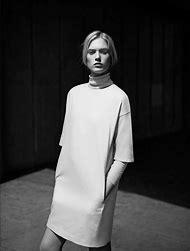 Black and White Fashion Minimal