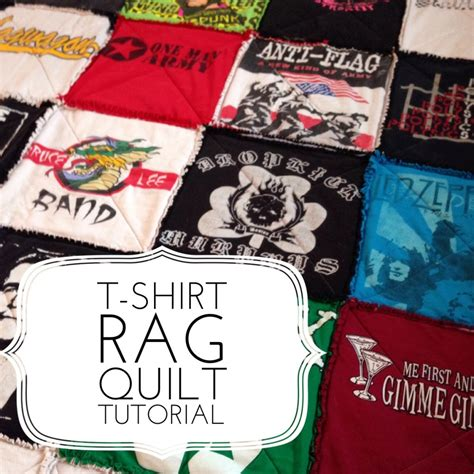 how to make a tshirt quilt for beginners t shirt rag quilt tutorial quilting in the