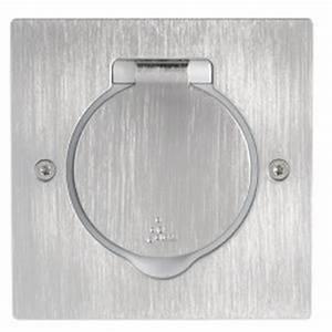 Prise De Sol Legrand : prise inox sol electricit comparer les prix sur ~ Dailycaller-alerts.com Idées de Décoration