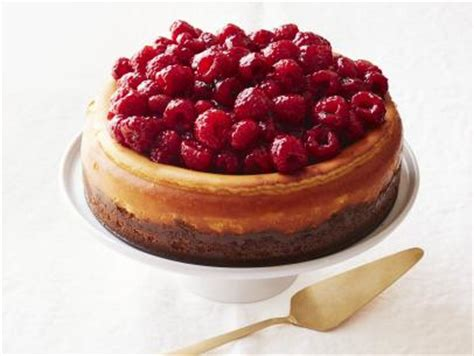 And so we decided to make martha stewart's raspberry swirl cheesecake, but with a chocolate crust and. Raspberry Cheesecake Recipe | Ina Garten | Food Network