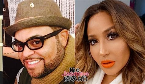 Adrienne Bailon's Husband Israel Houghton Facing