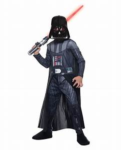 Star Wars Kinder Kostüm : dlx darth vader kinderkost m star wars kinderkost me horror ~ Frokenaadalensverden.com Haus und Dekorationen