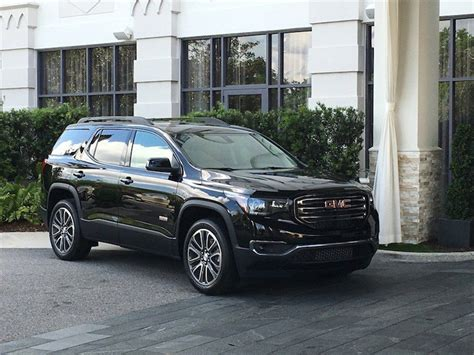 gmc acadia top hd images car release preview