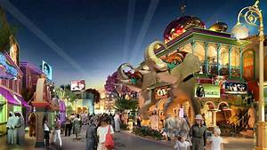 Dubai Parks and Resorts in Bollywood shows project with ...
