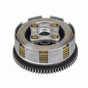 Clutch Assembly With 5 Plates For 110cc  125cc  150cc