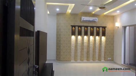 marla good design fully basement bungalow  sale