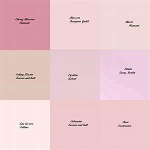 Nuance De Rose : nuances de rose demoiselle d 39 honneur pinterest de ~ Melissatoandfro.com Idées de Décoration