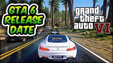 Gta 6 Release Date Confirmed?
